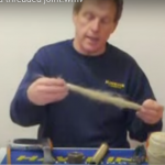 Video of How to apply hemp to a threaded joint https://www.google.co.nz/search?q=plumbers+hemp+and+paste&espv=2&biw=1797&bih=1080&source=lnms&tbm=isch&sa=X&ved=0ahUKEwieqrHXovzPAhXEF5QKHck5BiEQ_AUIBigB#tbm=isch&q=plumbers+hemp+nz&imgrc=jcwt0HKg52E03M%3A