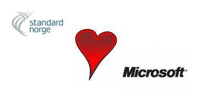 Standard Norge elsker Microsoft