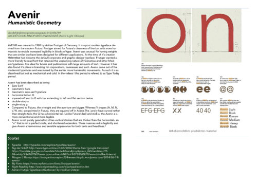 Assignment- Research a Typeface3